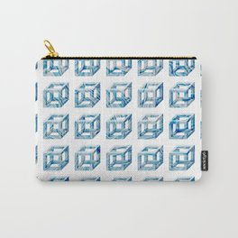 Impossible cubes Carry-All Pouch