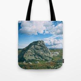 Mountains #4 Tote Bag