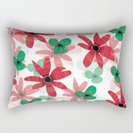 Little flowers Rectangular Pillow