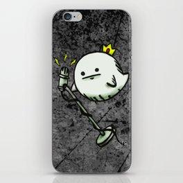 King Boo iPhone Skin