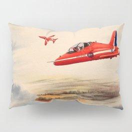 BAe Hawk Aircraft The Red Arrows Pillow Sham