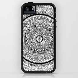 Synergy Mandala iPhone Case
