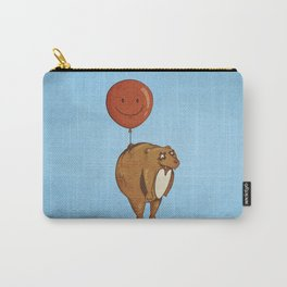 Float On, Bear, Float On Carry-All Pouch