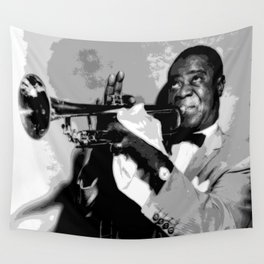 Satchmo Wall Tapestry