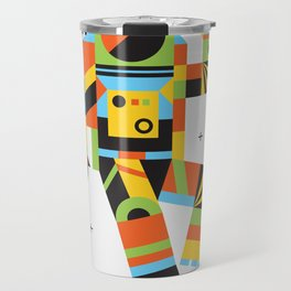 Hello Spaceman Travel Mug