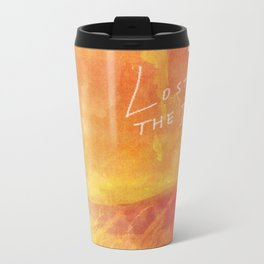 The War On Drugs - Lost In The Dream Metal Travel Mug