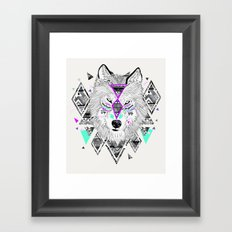 HONIAHAKA by Kyle Naylor and Kris Tate Framed Art Print