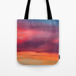 sunset Tote Bag