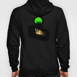 Subway Hoody