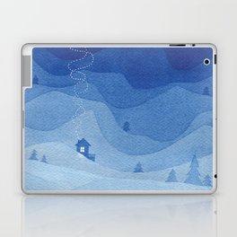 Stars factory, blue Laptop & iPad Skin