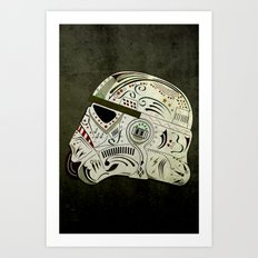 Storm Esé Art Print