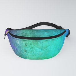Abstract Coding Fanny Pack