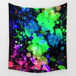 Splashed-PB-11 Wall Tapestry