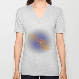 Higgs Boson Particle Science Quantum Theory Physics Unisex V-Neck