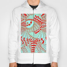 Elephant Butterfly Collection Hoody