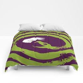 Decaying Snake Comforters