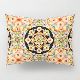 Groovy Carousel Pattern Pillow Sham