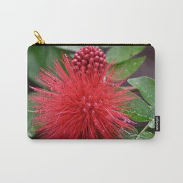 Powderpuff Plant Carry-All Pouch