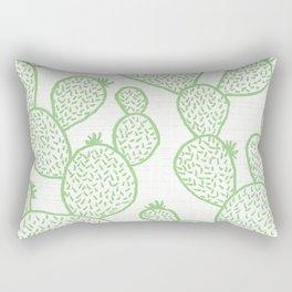 Cactus 26 green Rectangular Pillow