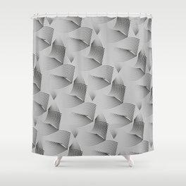 Pattern #4 Shower Curtain
