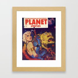 030976 Framed Art Print
