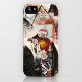 Intention Gets Lost In The Details iPhone Case