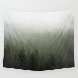 Step Into My Office Wall Tapestry