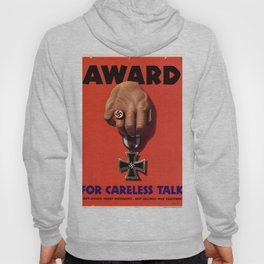 Careless Talk Hoody