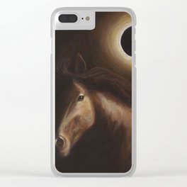 EclipseCaster Clear iPhone Case