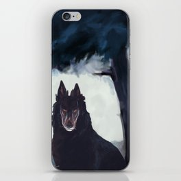 Hound iPhone Skin