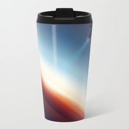 Into Space Metal Travel Mug