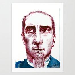Félix Fénéon Art Print