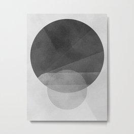 Escalier Metal Print