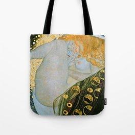Gustav Klimt - Danae Tote Bag
