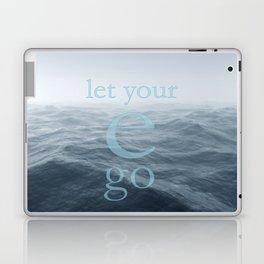 let your e go Laptop & iPad Skin
