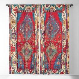 Anatolian Village Rug Print Blackout Curtain