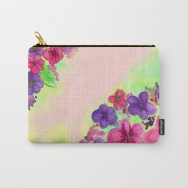 June flowers Carry-All Pouch