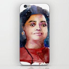 Dorothy Vaughn iPhone Skin