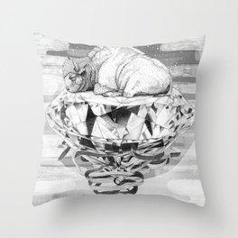 Young Treasure Throw Pillow