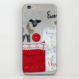 Ewenique iPhone Skin