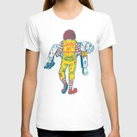 junk food T-shirts featuring Death Of Junk Food by ERROR Design