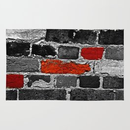 OTHER BRICKS IN THE WALL Rug