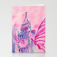 princess Stationery Cards featuring Princess by zeze