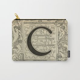 Capital C Carry-All Pouch