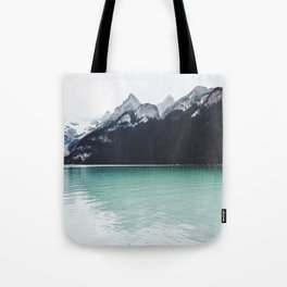 Lake Louise Reflections  Tote Bag