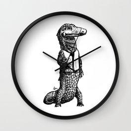 Investigator Wall Clock