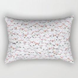 FIND THE PANDA - LUCKY CAT Rectangular Pillow