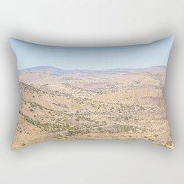Lost Highway III x West Texas Rectangular Pillow