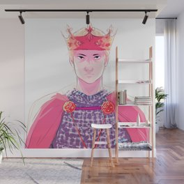 King of Camelot Wall Mural