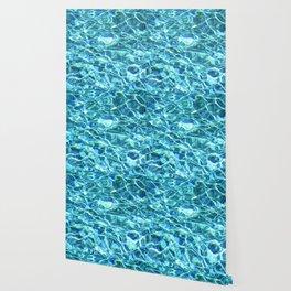 Shimmering Water Wallpaper